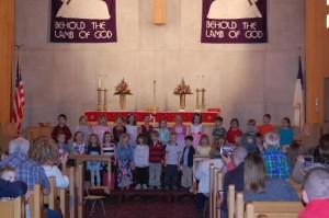 TLC Preschool santuary