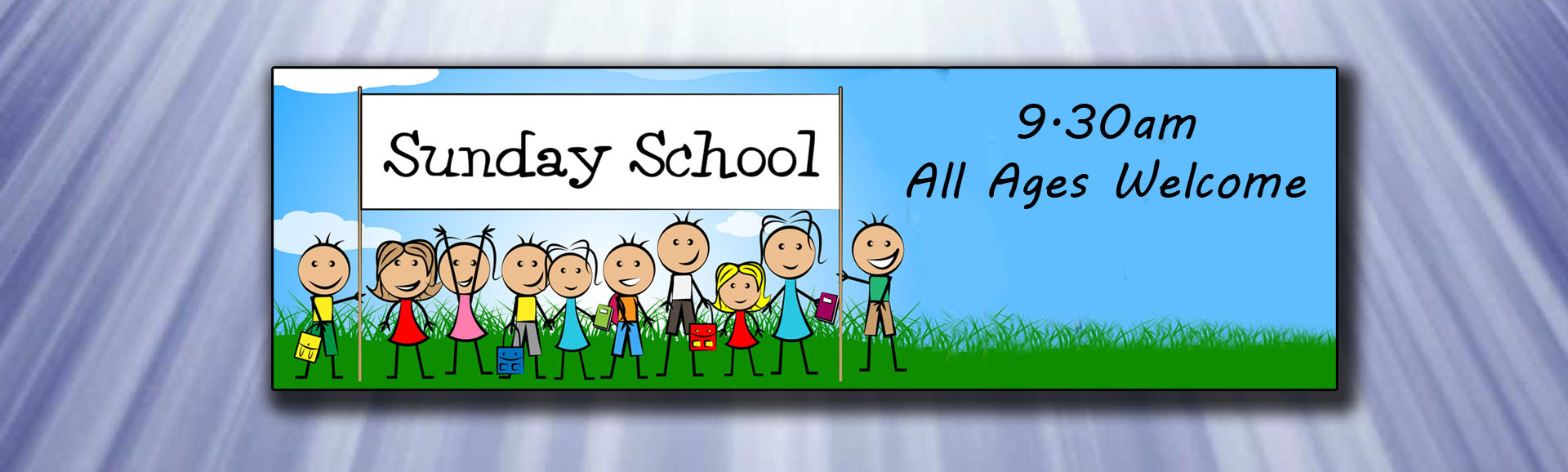 Trinity Lutheran Church Circleville OH 43113. Sunday School for all ages. Starts at 9.30am every Sunday